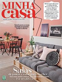A Paraíso das Redes saiu na Revista Minha Casa