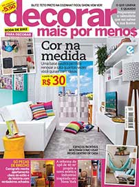A Paraíso das Redes saiu na Revista Decore Mais por Menos